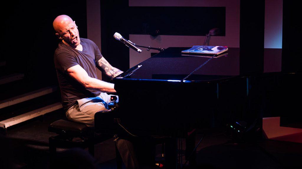Martin Kaye in Elton John - It's A Little Bit Funny © Ben Hewis